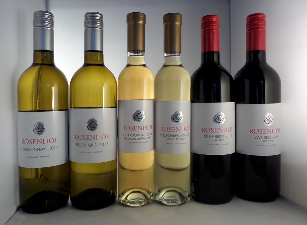 A la Carte Wein-Führer 2019